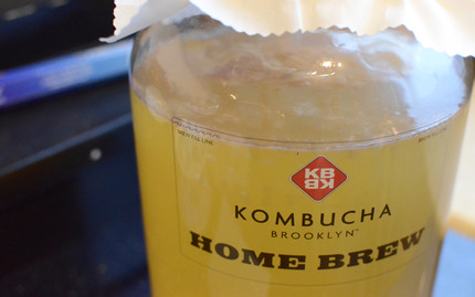 Kombucha Brewing (Correctly disabled as of 2018 one time event TC 4/16/18)