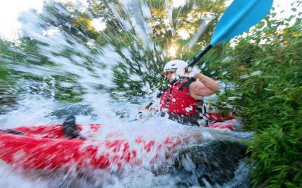La River Kayak Safari