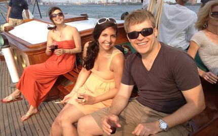 Wine Tasting Sail