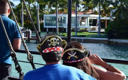 Miami Aqua Tour Pirates Adventure