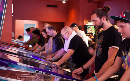 Modern Pinball Adults