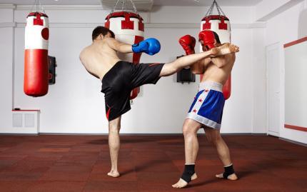 Muay Thai Kickboxing - Central Park