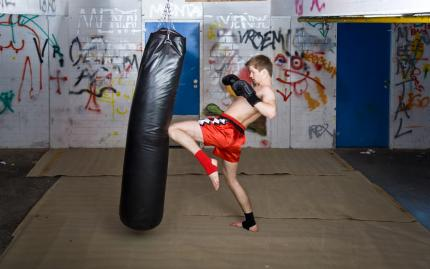 Muay Thai Kickboxing - Central Park (Not a fit-No more free trial KCC 12/6/16)