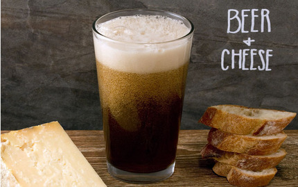 The Harmony of Beer and Cheese (vendor cancelled previously FMC 1/22/18)