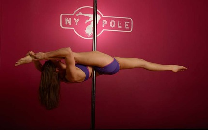 Intro to Pole Dancing