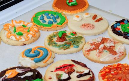 Sugar Cookie Decorating