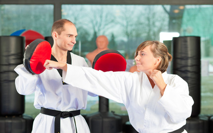 Tae Kwon Do Forms -- All Levels