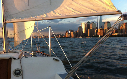 Weekend Harbor Sail -- 2 Hours -- vendor closed AC 5/11/2016