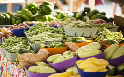 Tompkins Square Farmers Market
