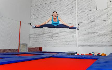 Beginner Trampoline vendor no longer offering classes