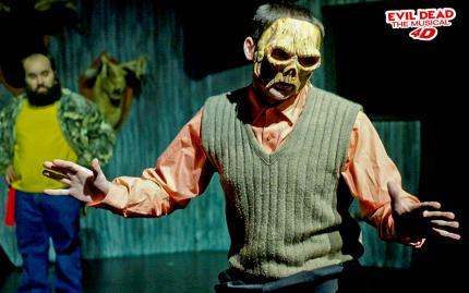 V Theatre Evil Dead