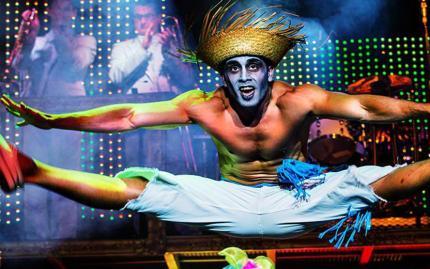 V Theatre Zombie Burlesque