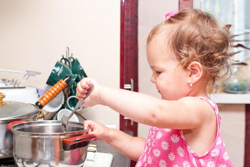 Какие каши в 1 год варить ребенку